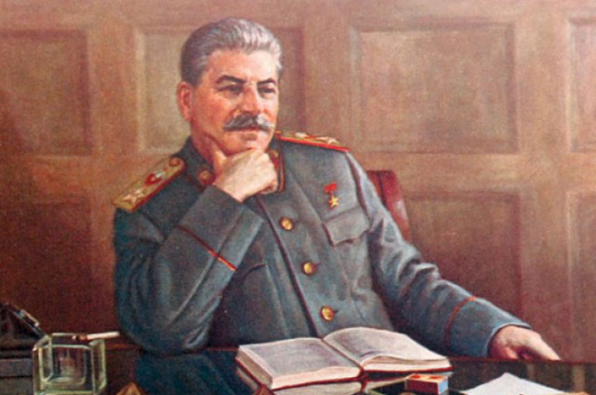 Генералиссимус Иосиф Сталин