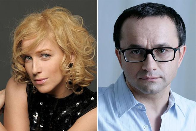 Ирина Гринева и Андрей Звягинцев