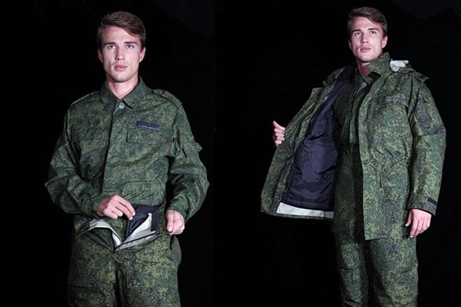 Военная форма от Валентина Юдашкина