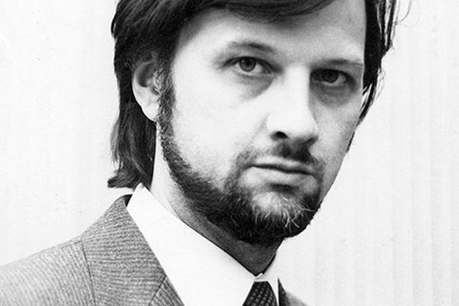 Алексей Рыбников в молодости