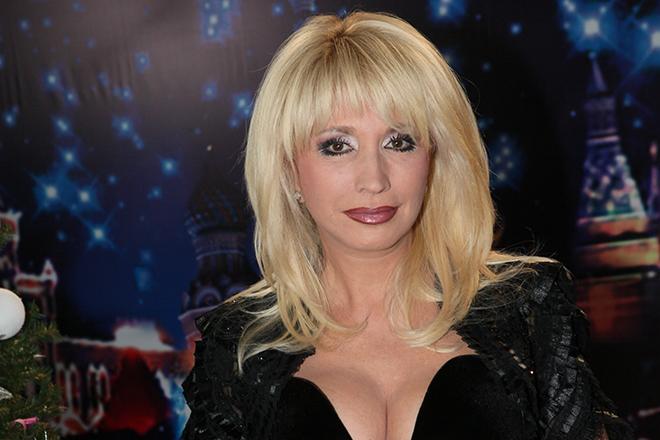 Ирина Аллегрова сейчас
