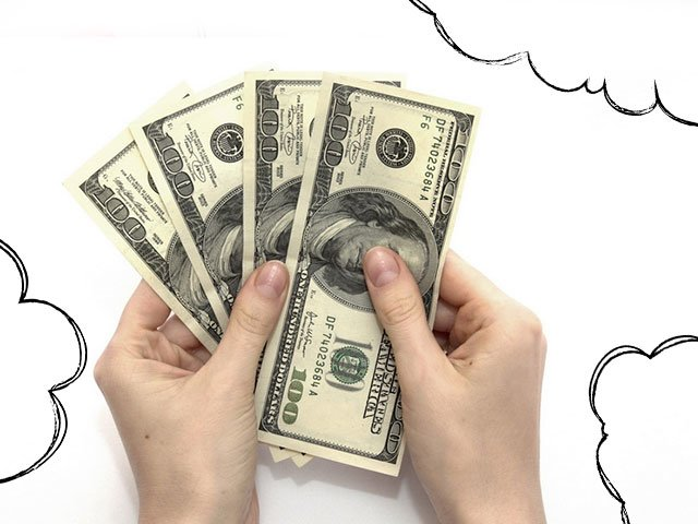 Во сне деньги считать - считать бумажные деньги во сне сонник