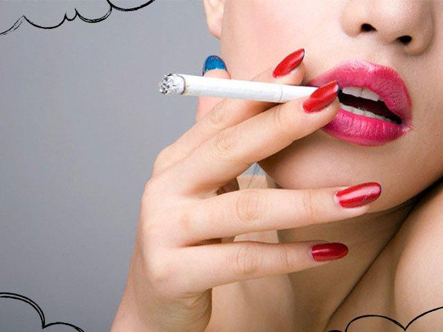 Сонник курить сигарету некурящему
