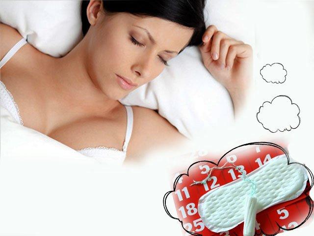 Сонник толкование снов месячные: к чему снится и полное толкование