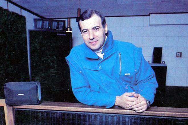 Игорь Крутой в молодости