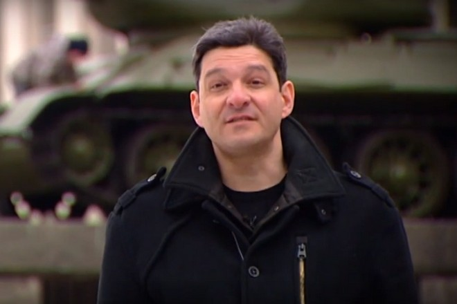 Максим Моргунов, сын Светланы Моргуновой
