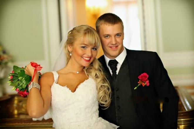 Старшая дочь Сергея Собянина Ирина с мужем Александром