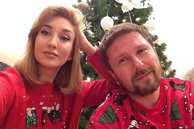 Анатолий Шарий и Ольга Бондаренко