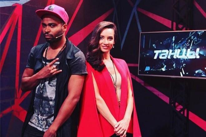 Мигель и Татьяна Денисова
