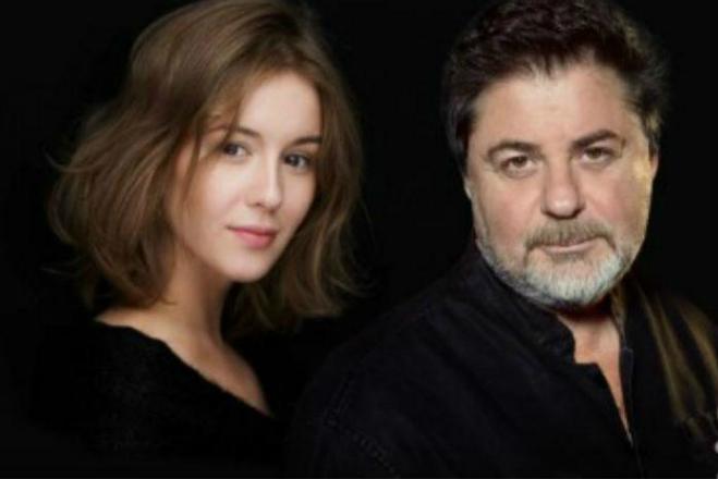 Ирина Старшенбаум и Александр Цекало