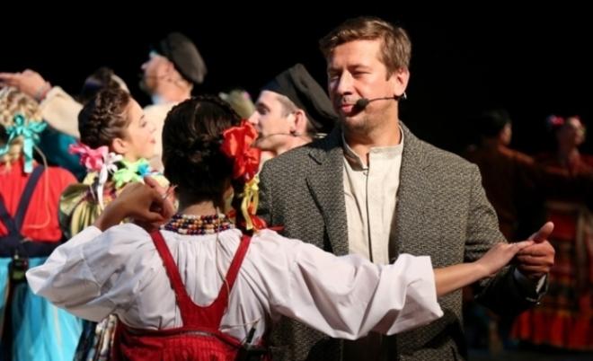 Андрей Мерзликин в театре