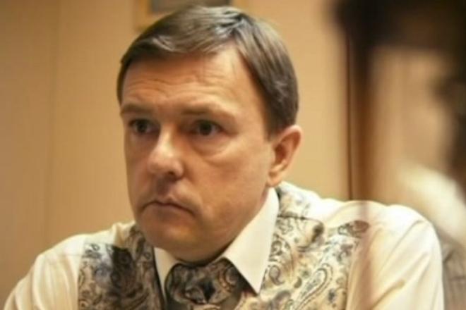 Алексей Нилов в фильме «Я желаю тебе себя»