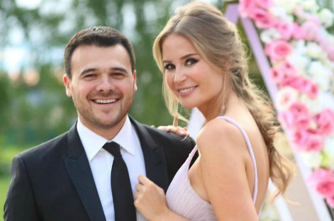 Свадьба Эмина Агаларова и Алены Гавриловой