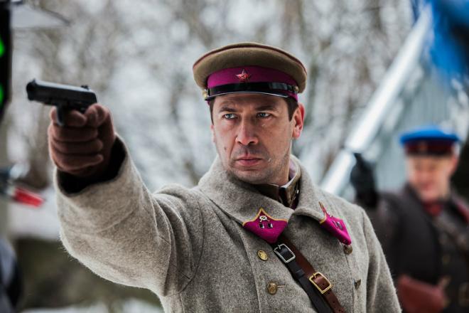 Андрей Мерзликин в детективе «Прощаться не будем»