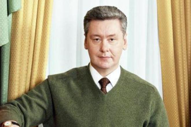 В 2005 году Сергей Собянин попал в Администрацию президента России