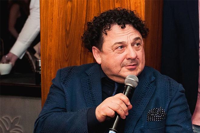 Игорь Саруханов в 2017 году