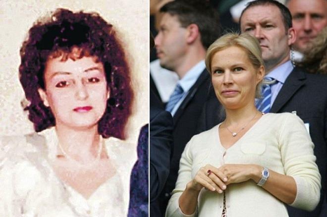 Бывшие жены Романа Абрамовича Ольга Лысова и Ирина Маландина