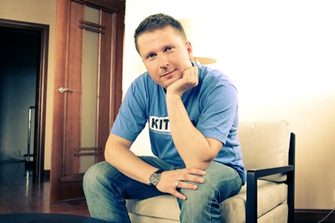 Журналист и видеоблогер Анатолий Шарий