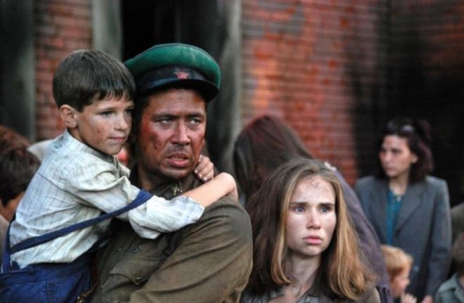 Андрей Мерзликин в фильме «Брестская крепость»