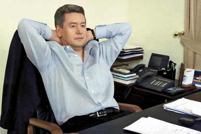 В 1996 году Сергей Собянин возглавил окружную Думу Ханты-Мансийска