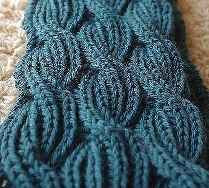 Интересный шарф, попробуйте! 0