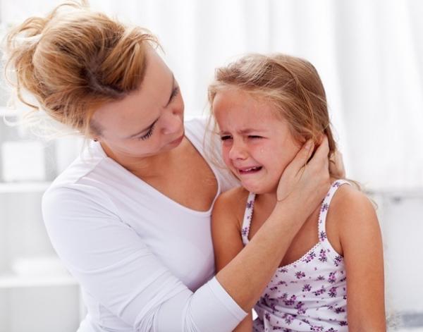 Истерика у девочки 6 лет