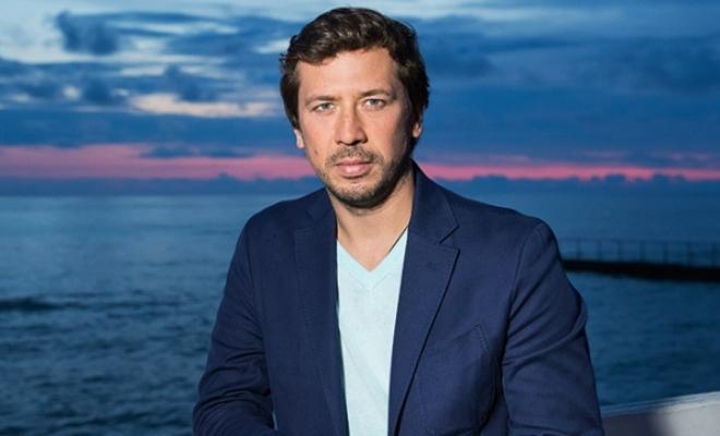 Актер Андрей Мерзликин