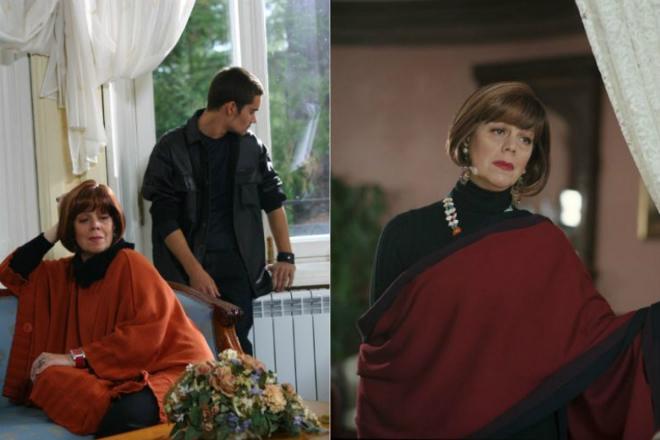 Любовь Казарновская появилась в триллере «Темный инстинкт»