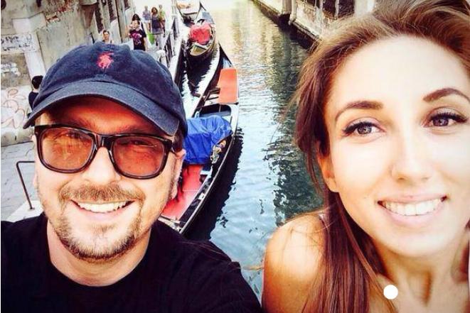 Анатолий Шарий с женой Ольгой