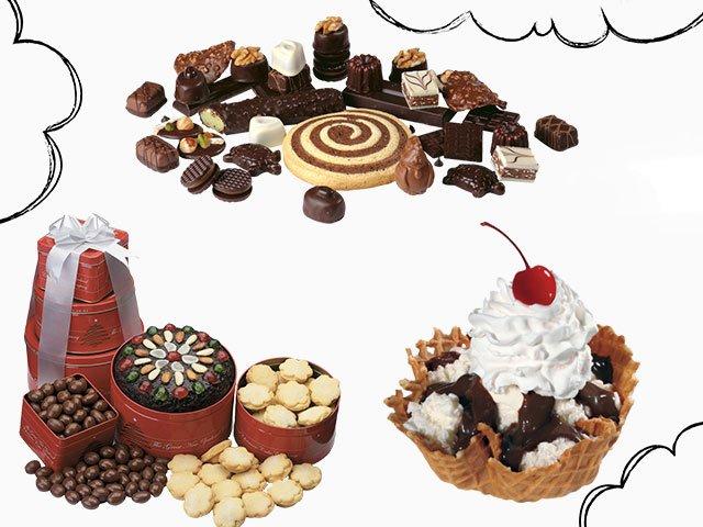 Сладости к чему снятся - много сладостей к чему снится сонник
