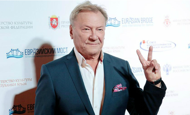 Сергей Шакуров в 2018 году