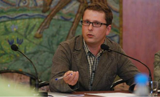 Анатолий Шарий в журналистике с 2005 года