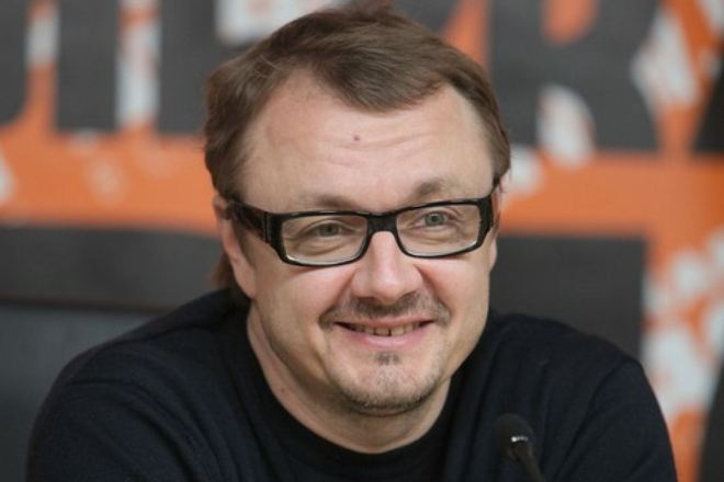 Актер Владимир Шевельков