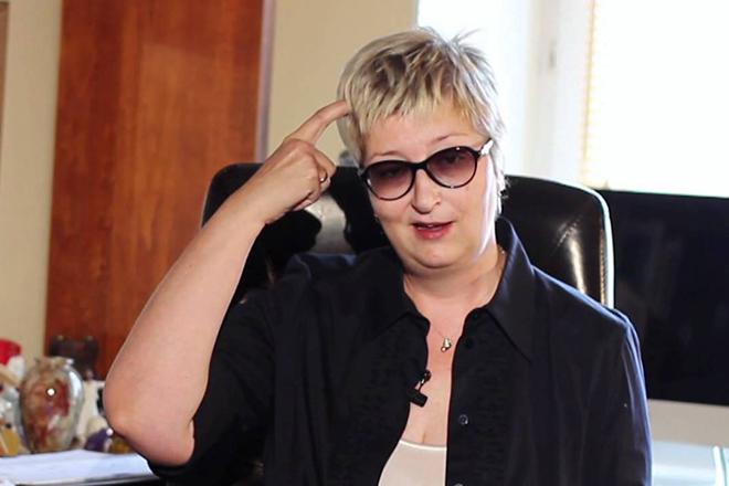 Сценарист Татьяна Устинова