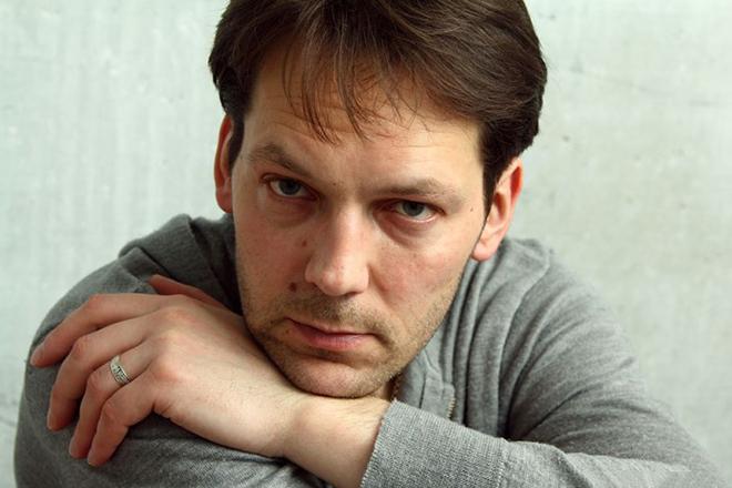 Актер Дмитрий Щербина
