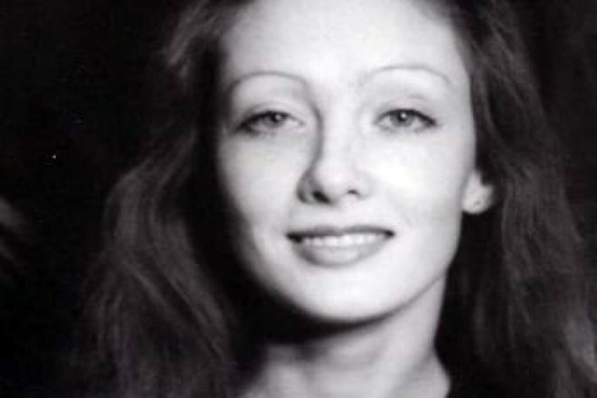 Ольга Зарубина в молодости