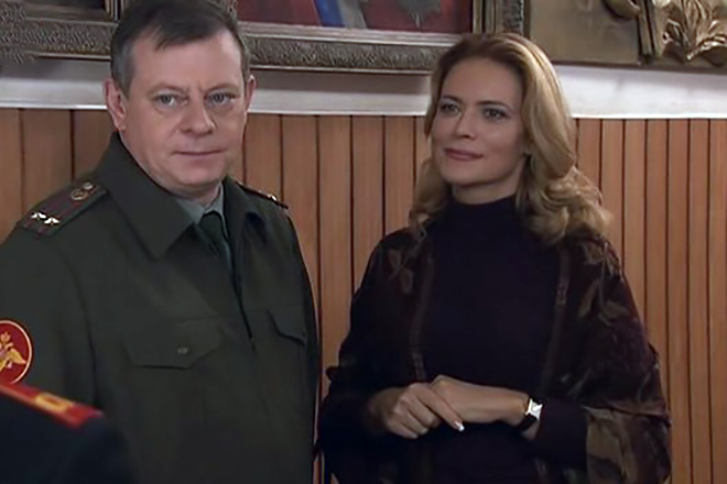 Алена Яковлева в сериале «Кадетство»