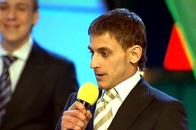 Михаил Башкатов в КВН