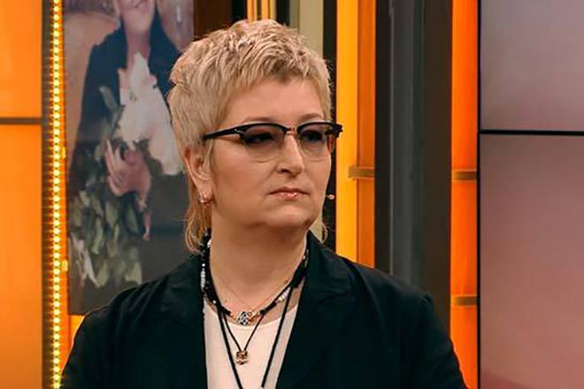 Татьяна Устинова в 2017 году
