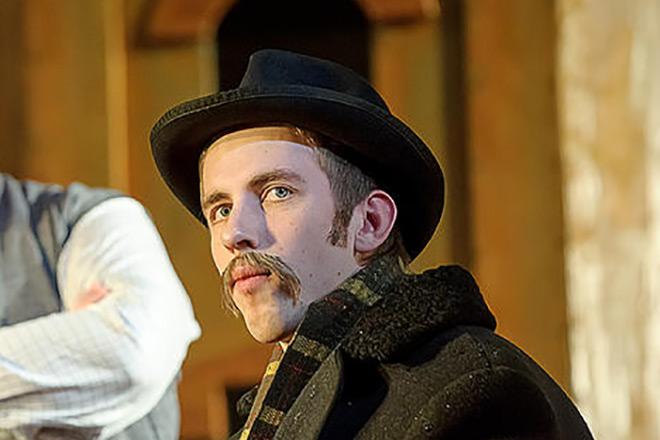 Александр Паль в театре
