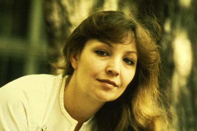Актриса Ольга Остроумова