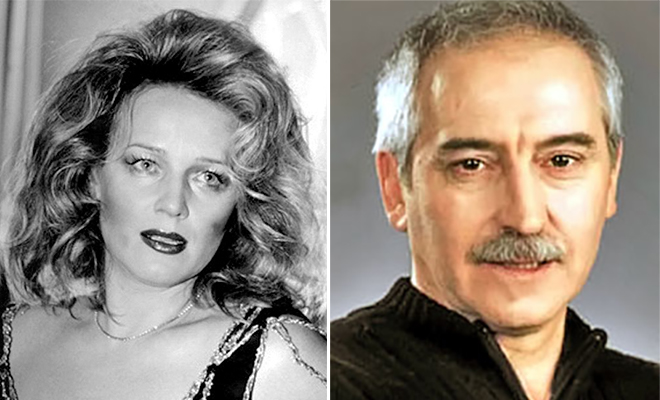 Наталья Егорова с мужем Николаем