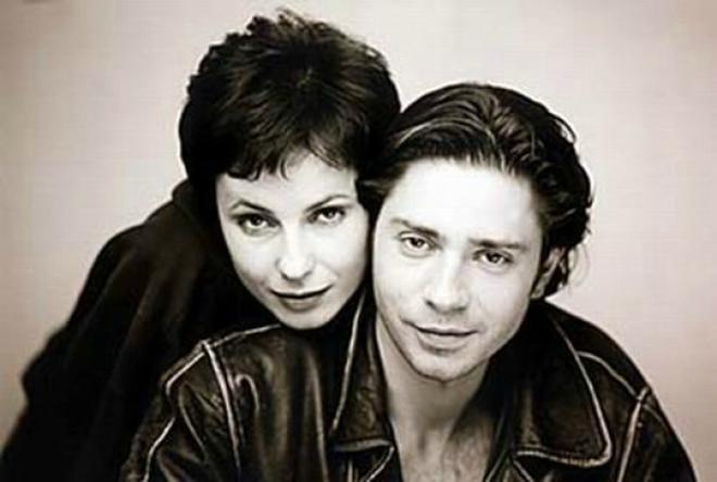 Валерий Николаев и Ирина Апексимова