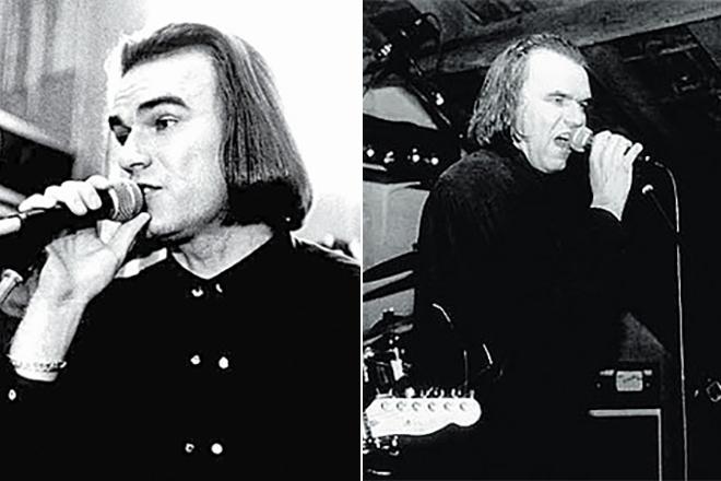 Сергей Мазаев в молодости