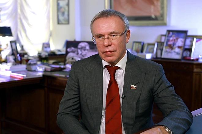 Вячеслав Фетисов сейчас