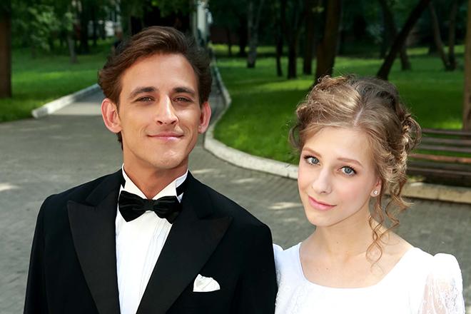 Михаил Башкатов и Лиза Арзамасова