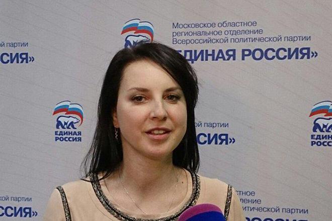 Ирина Слуцкая стала депутатом