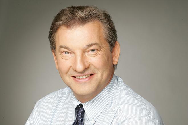 Владислав Третьяк после завершения карьеры