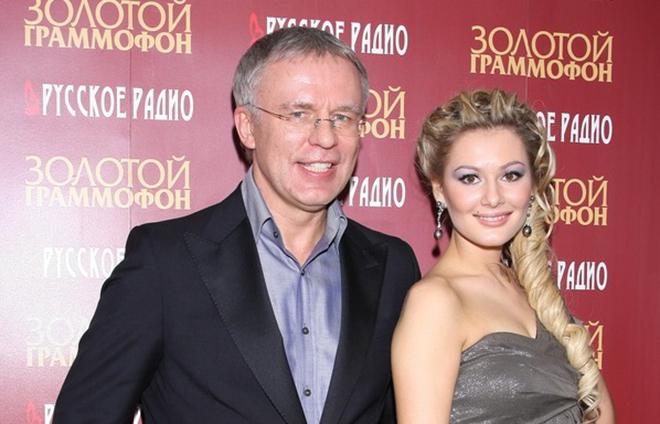 Вячеслав Фетисов и Мария Кожевникова