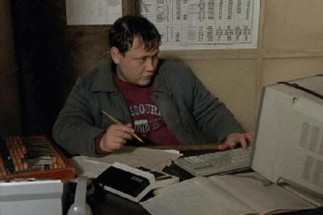 Юрий Степанов в фильме «Орел и Решка»